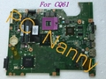 578000-001 da00p6mb6d0 para hp compaq presario cq61 laptop madre intel pm45 s478