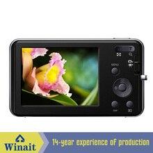 "Mini Camera 12Mega Pixel 1/2.5"" 5MP COMS with 8X Digital Zoom Portable Digtal Cameras Camcorder Multi-Language"