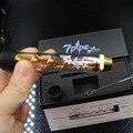 Mais novo Twisty Blunt Com Sistema de Filtro de Vidro E me Mais Acessórios 7 tubo de Torção cigarro vapor