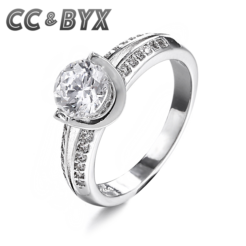 hot selling engagement rings for women vintage cz wedding jewelry bijoux anillos perfect gift for lover - Selling Wedding Ring