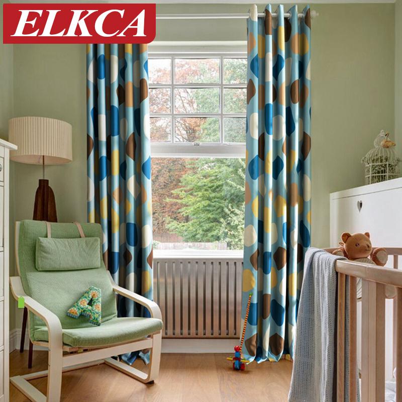 cortinas modernas para sala de crianas infinitas impresso grosso cortinas blackout para sala de estar cortinas