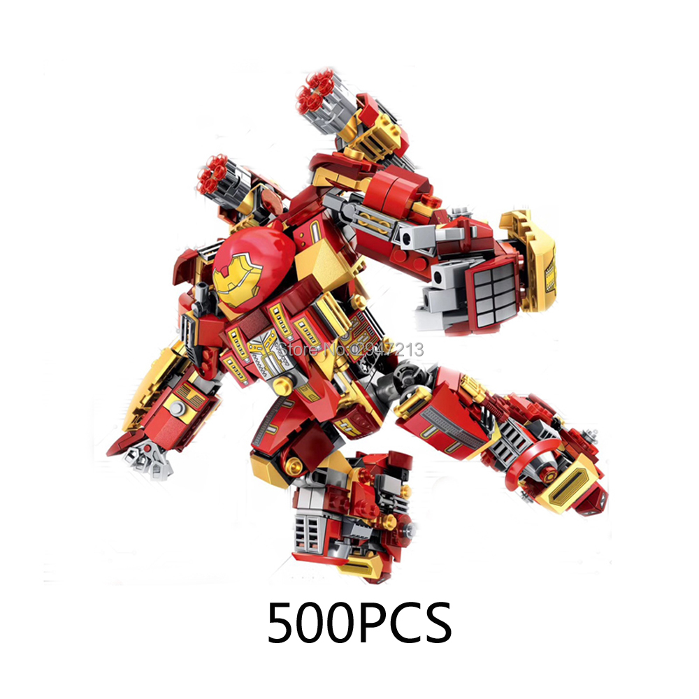hot compatible LegoINGlys Marvel Super Hero Avengers Iron Man MK44 Building blocks modle figures weapons brick toys for children hot compatible legoinglys marvel super hero avengers batman fighter building blocks modle robin clown figures brick toys gift