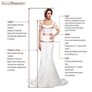 Image 4 - Elegant A Line High Neck Wedding Dress 2016 Detachable Skirt Wedding Dresses Sweep Train Bridal Gowns