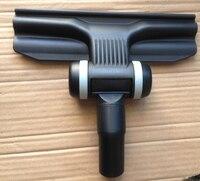 Ultra Thin Vacuum Cleaner Brush With Wheels Anti Static Bar 32mm