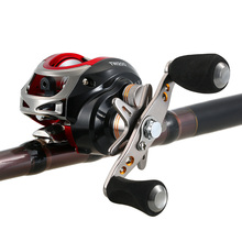 Lixada Fishing Reel 11BB Ball Bearings Baitcasting Fishing Wheel High Speed 6.3:1 Left/Right Hand  carretilha de pesca LMA200