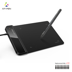XP-Pen G430S Drawing tablet Graphic Tablet Drawing Tablet Tablet for OSU with Battery-free stylus- designed