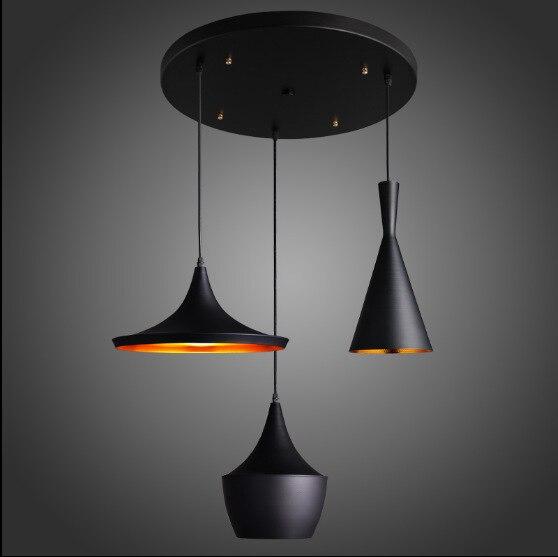 Nieuw Design beat musical instrument Hanging lamp, the copper Chandelier QE-28