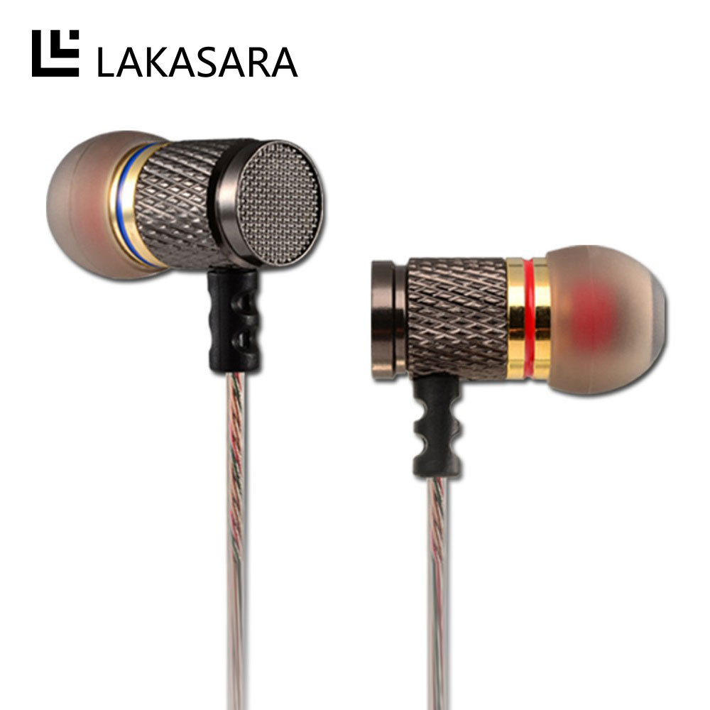 Original KZ Stereo Earphone with Microphone Earbuds In Ear Headset Bass Sound Music Earphone for Iphone Xiaomi Huawei Phones(China)