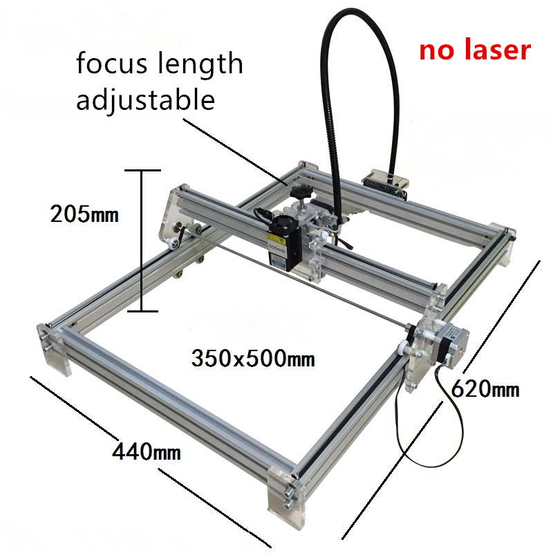 Diy Laser Machine For Teaching   Laser Engraving Machine,diy Laser Cutting Machine,working Area 35*50cm,marking Machine No Laser