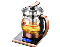 Curing pot Full-automatic thickened glass multi-function black tea boiling kettle electric