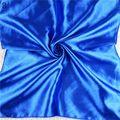 50 см * 50 см Корейской версии взрыва модели soild цвет Женщины Район окрашенные цветочные небольшой площади шарф оптовая WD0016
