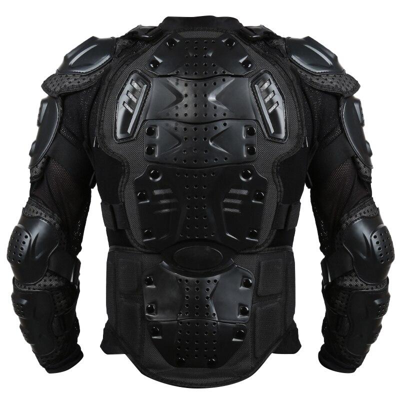 1X hommes armure corporelle complète moto veste Motorcross course Pit vélo poitrine Gear protection épaule main Joint tortue S-XXXL