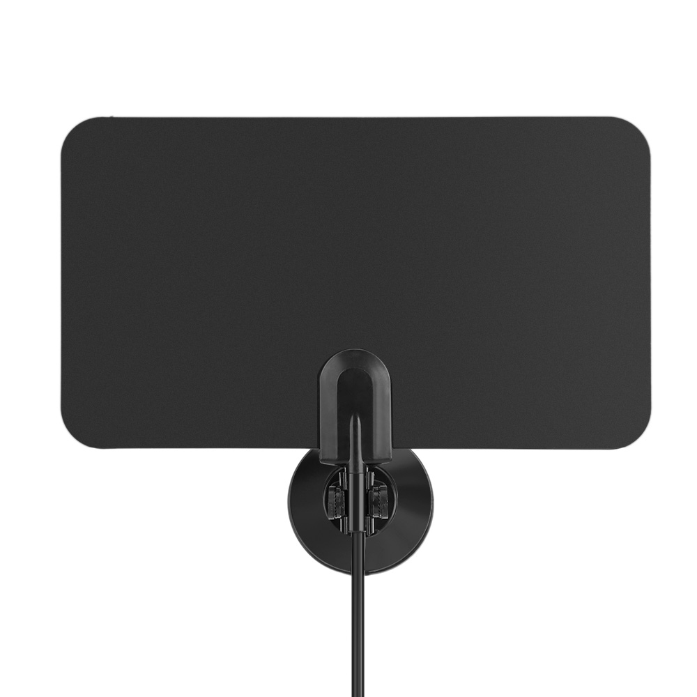 LAN 1030 Indoor Digital TV Antenna 1080p VHF / UHF F Male Connector for United States / Canada