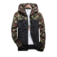 2017 Spring Autumn Hot Selling Men S Camouflage Coat Mens Hoodies Casual Jacket Brand Clothing Mens