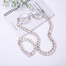Skyrim Fashion Womens Acrylic Eyeglass Chains Eyewears Accessories
