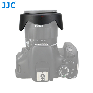 Image 4 - JJC LH 73C Lens Hood Reversible Flower Shade For Canon EF S 10 18mm f/4.5 5.6 IS STM Lens Replaces CANON EW 73C
