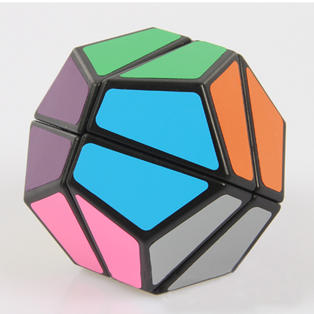 Lanlan 70mm 2x2x2 Megaminx Magic Cube Speed Puzzle Game Cubes Educational Toys For Kids Children Birthday Gift