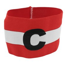 Wholesale Elastic font b football b font team game Captain Red White of Deportivo