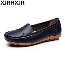 women flats casual shoe soft leacther mother shoe women shoe 2014