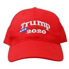 Red Donald Trump Hat 2020 Make America Great MAGA Cotton Sport Hat