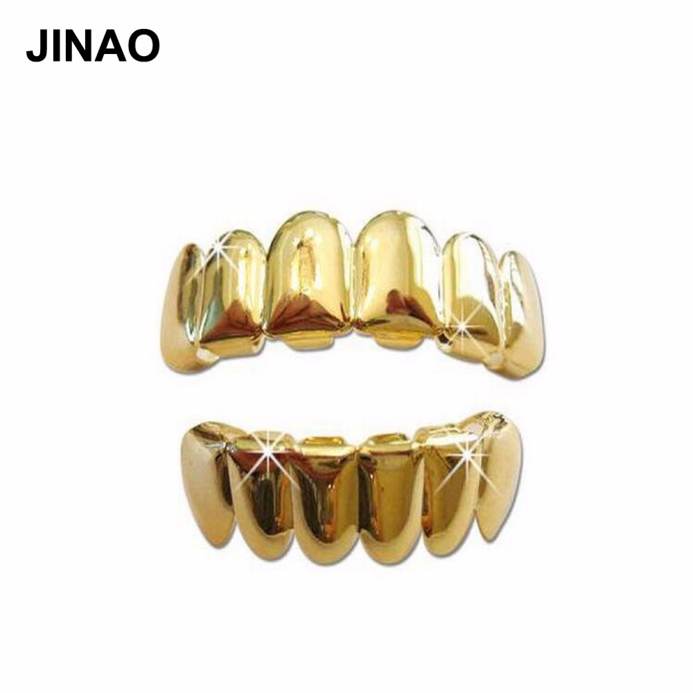 JINAO New Custom Fit Gold Colo...