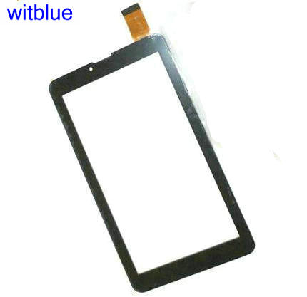 New For 7 BQ-7064G Fusion Tablet Touch Screen Touch Panel glass Sensor Digitizer Replacement Free Shipping a new for bq 1045g orion touch screen digitizer panel replacement glass sensor sq pg1033 fpc a1 dj yj313fpc v1 fhx