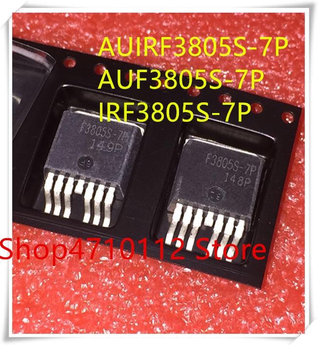 NEW 10PCS LOT AUIRF3805S 7P AUF3805S 7P IRF3805S 7P F3805S 7P TO263 7