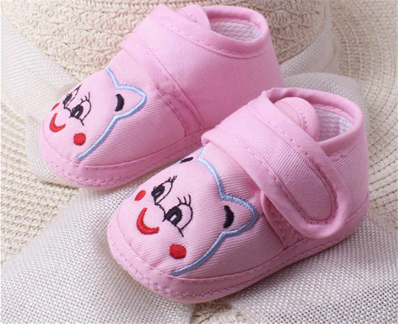 arriving look out for new design Amazing 0 12 Month Baby Boy Girls Crib Shoes Infant Crib Cotton ...