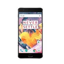 "Brand New EU Version Oneplus 3T A3003 Mobile Phone 5.5"" 6GB RAM 128GB ROM Snapdragon 821 Dual SIM Dash Charge Smart Phone"