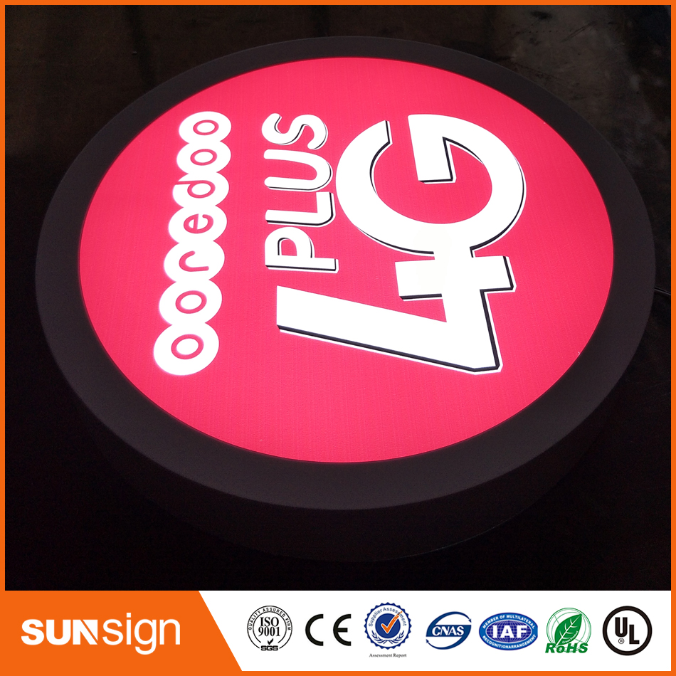 Outdoor Single Face Light Box