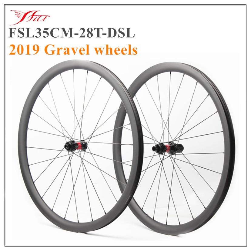carbon wheels for gravel