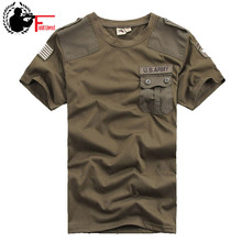 Mens T-shirts Casual Confederate US Army 101st Airborne Division 100% Cotton T Shirt Military Tactical Comfort Male Tshirt Tees