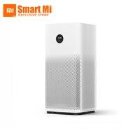 Новый Оригинальный Сяо mi Smart Воздухоочистители 2 S Смартфон mi приложение Home Управление дыма пыли специфический запах Cleaner