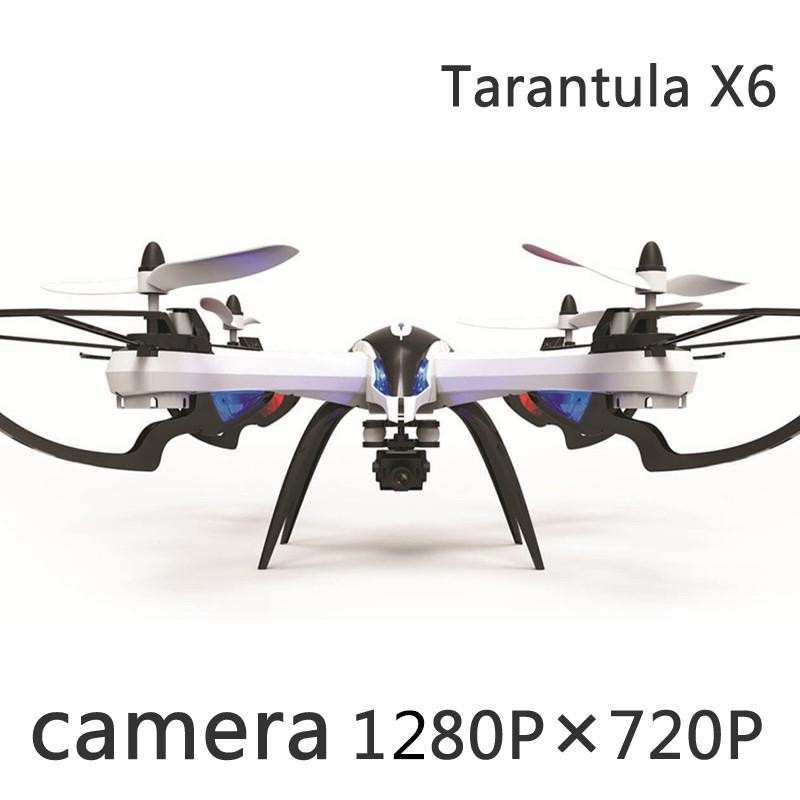 JJRC Tarantula X6 5.8GHz 5MP Camera Drone 4CH RC Quadcopter drone helicopter quadcopter RTF 1080P HD Optional FSWB original jjrc h28 4ch 6 axis gyro removable arms rtf rc quadcopter with one key return headless mode drone