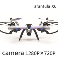 JJRC Tarantula X6 5 8GHz 5MP Camera Drone 4CH RC Quadcopter Drone Helicopter Quadcopter RTF 1080P