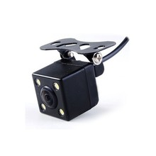 Универсальный Водонепроницаемый 4 LED Ночного Видения Автомобильная Камера Заднего вида для автомобиля dvd