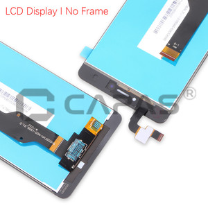 Image 5 - For Xiaomi Redmi Note 4 Global 4GB 64GB LCD Display Frame Touch Screen Panel Redmi Note 4 Pro Snapdragon 625 LCD Digitizer Parts