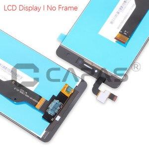 Image 5 - עבור Xiaomi Redmi הערה 4 הגלובלי 4GB 64GB LCD תצוגת מסגרת מסך מגע פנל Redmi הערה 4 פרו snapdragon 625 LCD Digitizer חלקי