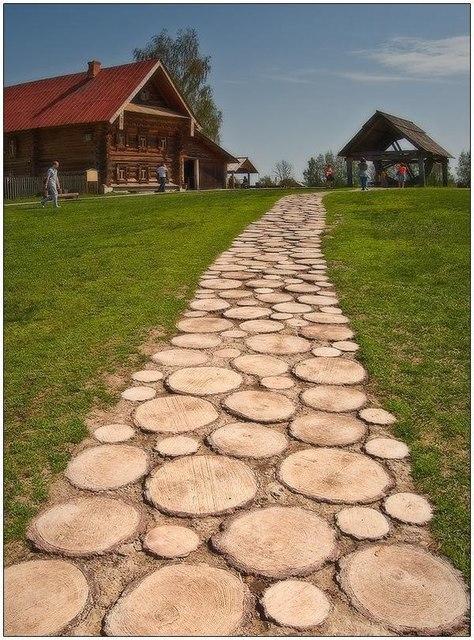 Plastic molds Garden Path paving slabs  Stone Mold Concrete Cement Mould for garden path