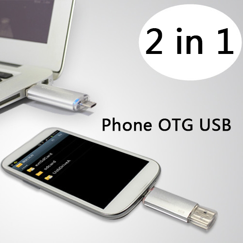 Smart Phone USB 64GB 128GB Flash Drive 8GB 16GB 32GB Tablet PC Pen Drive 64gb OTG External Storage Micro Usb Drive Memory Stick