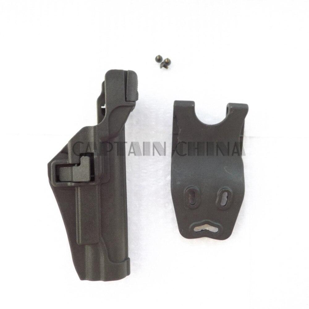 ヾ(^▽^)ノMilitar cinturón táctico cintura duty pistolera para Colt ...