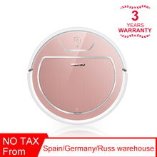 2019 2 in 1 Hot V8S pro ROBOT VACUUM CLEANER Intelligent navigation  2000 Pa suction Electronic water tank sweep Dry and wet