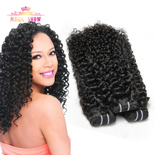 7A Grade 3pcs Lot Mongolian Curly Virgin Hair Bundles, Mongolian Virgin Hair Human Hair Weave Mongolian Kinky Curly Virgin Hair