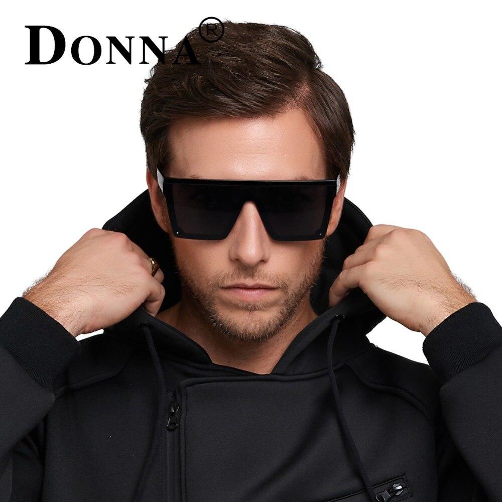 DONNA Fashion 2017 Retro Square Sunglasses