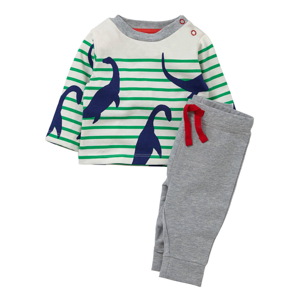 b11daef9ed5 Pojkar kläder set barn sport kostymer barn mode tryck höst baby ...
