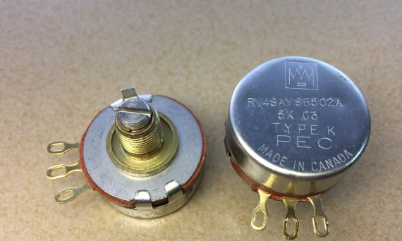 American Honeywell RV4SAYSB502A 5K import potentiometer 5K adjustable resistor switch