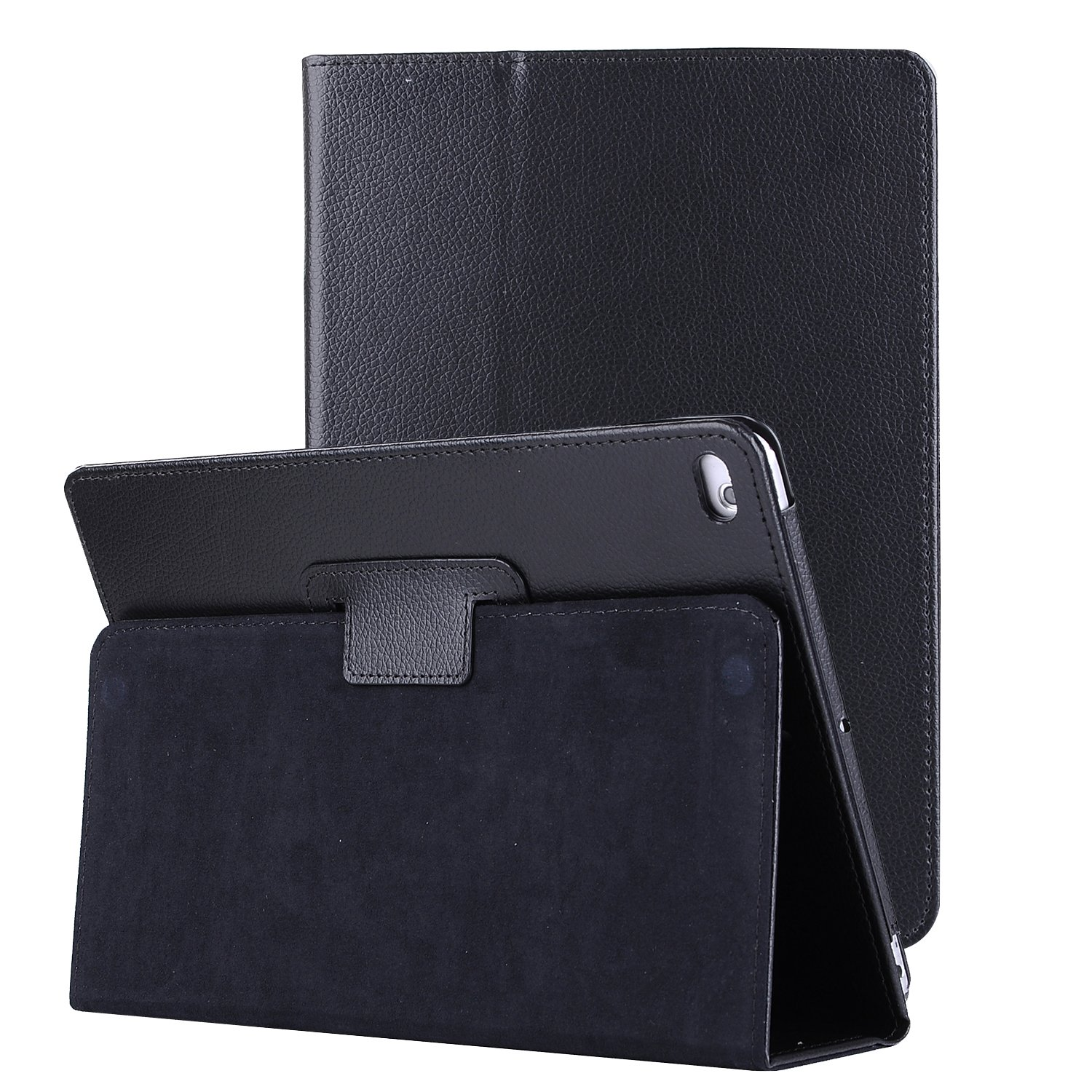 Case for iPad 9.7 2018 2017 5th 6th Generation Cover Auto Sleep Wake Up PU Leather A1893 A1954 A1822 Full Body Protective Cases