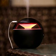 450ML Ball Humidifier with Aroma Lamp Essential Oil Ultrasonic Electric Aroma Diffuser Mini USB Air Humidifier Fogger Gift 2018 new 450ml ball humidifier with aroma lamp essential oil ultrasonic electric aroma diffuser mini usb air humidifier fogger