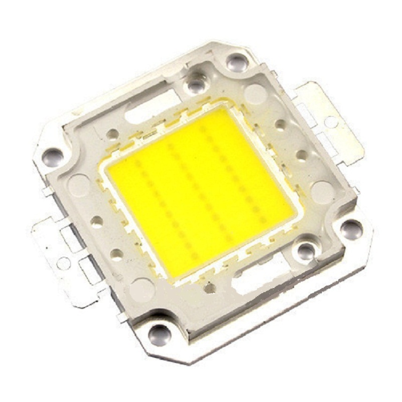 High Power Epistar 1W 10W 20W 30W 50W IC SMD CE Led Integrated Cob Chips Cold Warm White For Bulb Lamp DIY Stree Flood Light