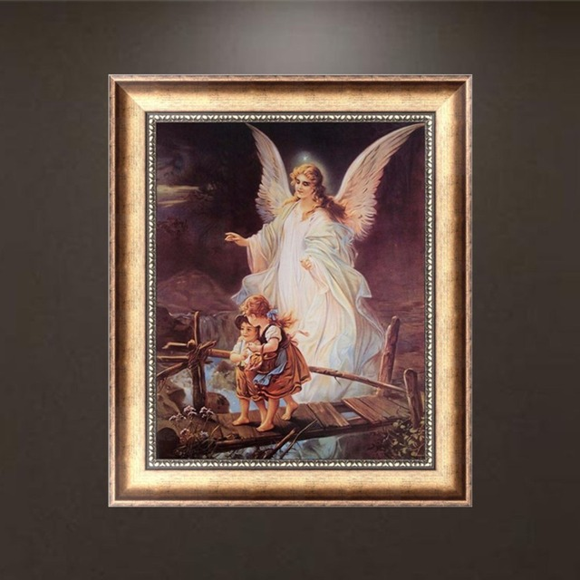 Guardian Angel Diydiamond Embroidery5dprivate Customdiamond